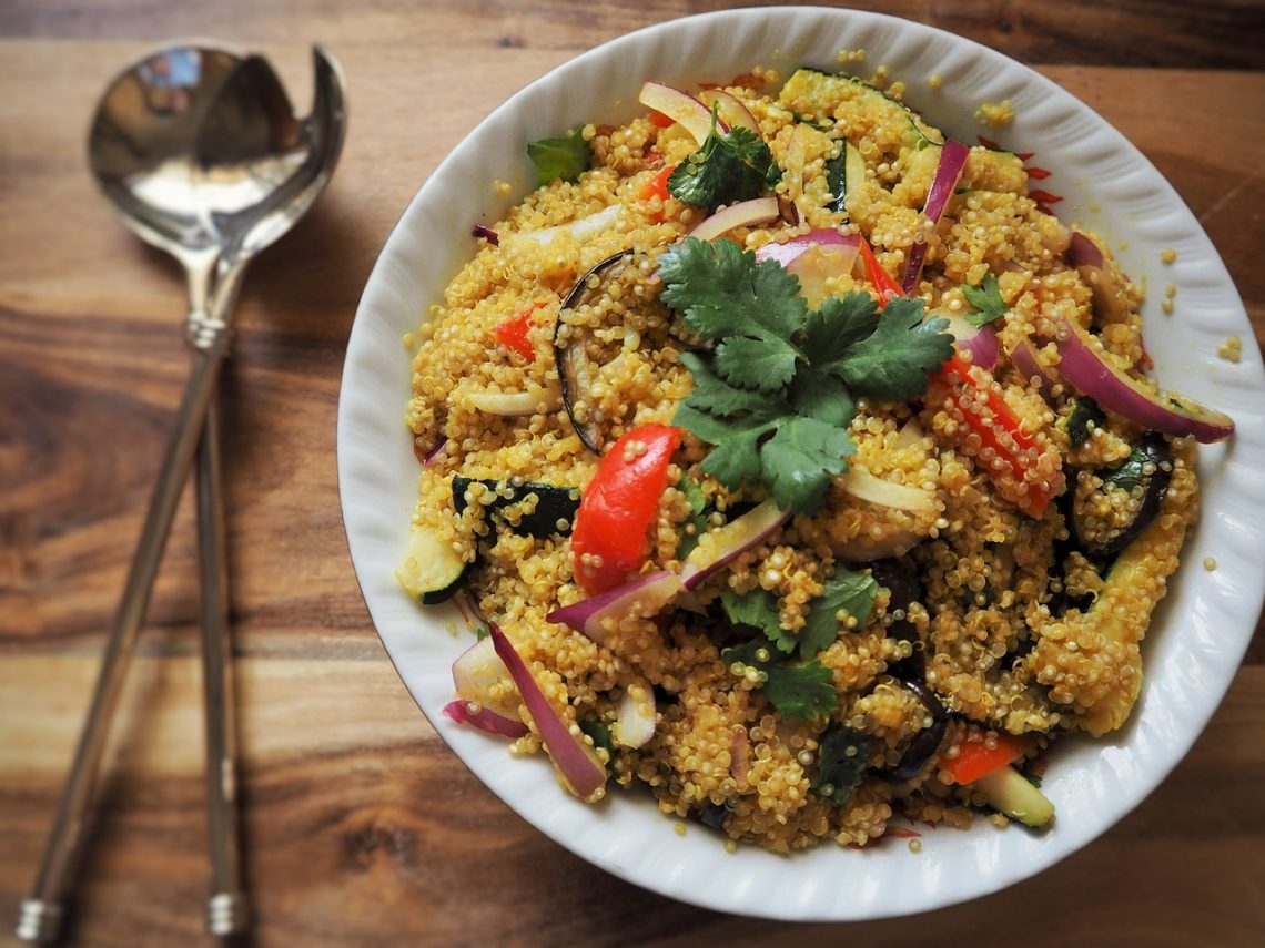 Quinoa Recipe for Gorgeous Skin And Weight Loss