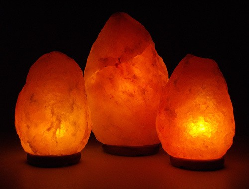 Salt Lamp Air Purification Himalayan Salt Lamps