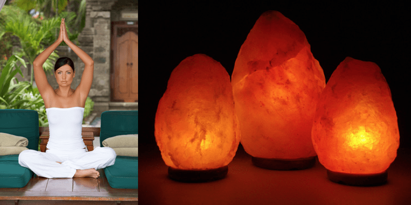 Properties Of Salt Lamps : Salt Lamp Air Purification Himalayan Salt Lamps Giveaway