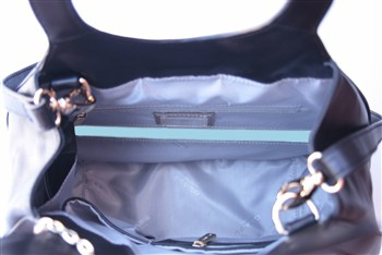 glass handbags leather fashion