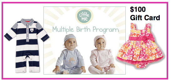 Multiple-Birtsh-Program-Little-Me CelebrateWomanToday.com