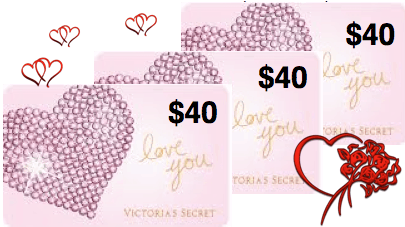 VictoriasSecret-gift-card-Studded-Heart-CelebrateWomanToday.com