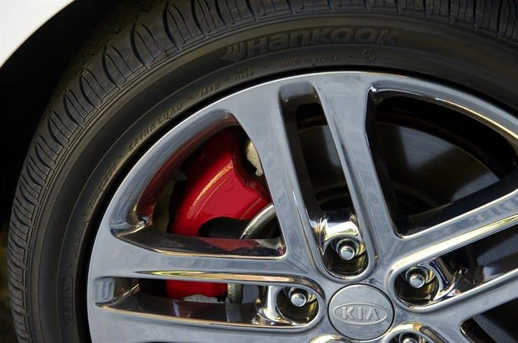 KIA Optima Wheel steel reams