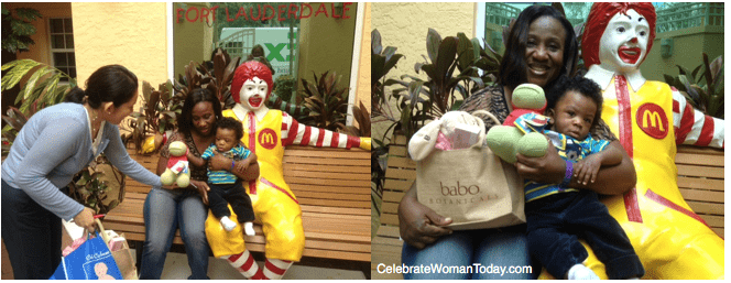 Ronald McDonald House In Ft. Lauderdale Thanks Its Sponsors
