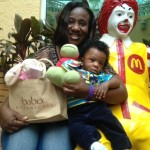 Ronald McDonald of South Florida Accepts Generous Donations By Sponsors ~ Photo Wall
