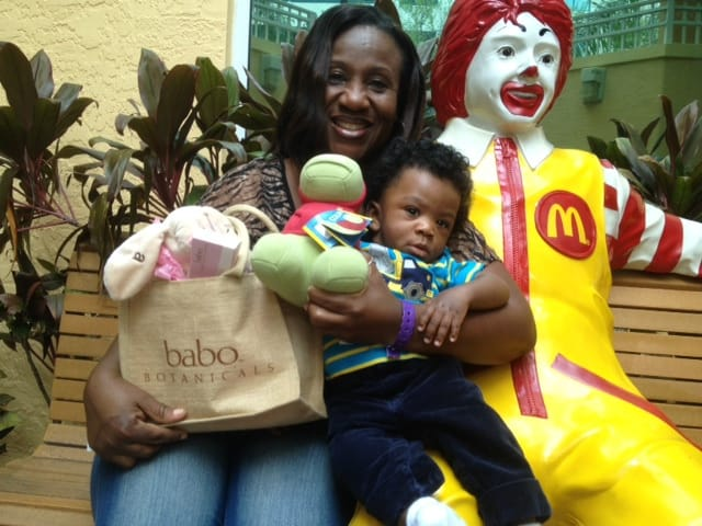 RonaldMcDonald-BaboBotanicals- PlushMonsterToys-Ft-Lauderdale