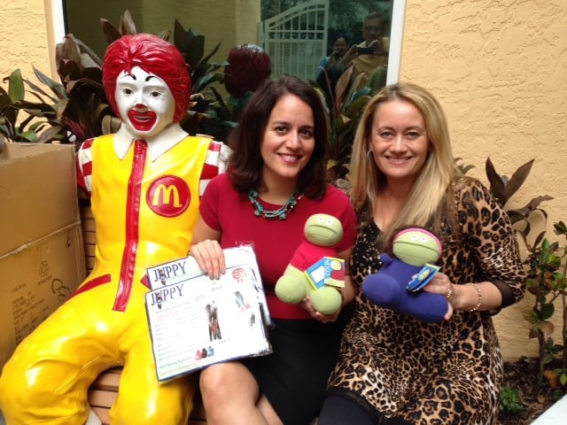 SorayaRivera-PlushMonsters-RonaldMcDonald-House-Florida-Donations