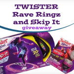 Get Active To Have Fun With Twister Rave Ringz And Skip It