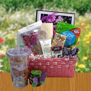 Diabetic-Gift Basket