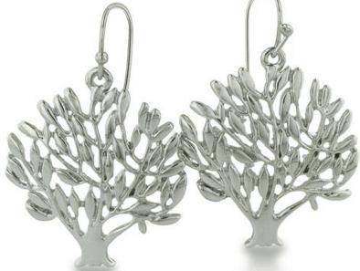 Ear-rings-Blooming-Tree-of-Life-Dangles