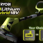 RYOBI 18v Hybrid String Trimmer