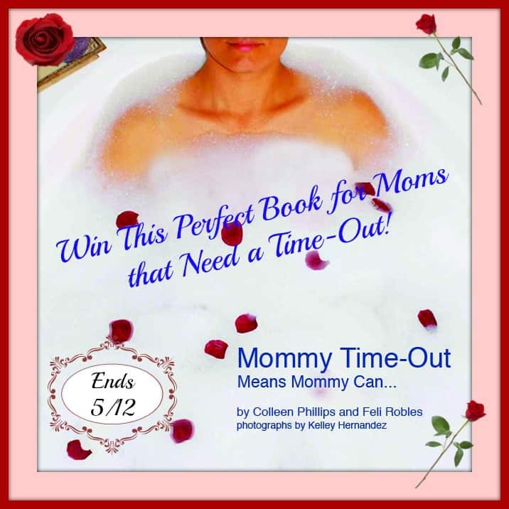 mommy time-out book