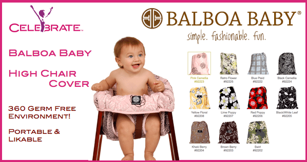 this balboa baby high chair cover would delight you with its comfort. Black Bedroom Furniture Sets. Home Design Ideas