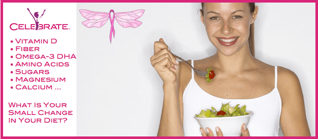 Diet Facts During The Breast Cancer Awareness Month
