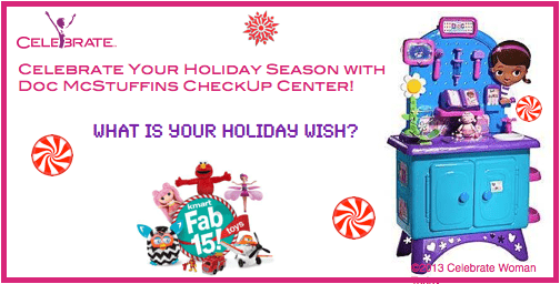Doc McStuffins Checkup Center