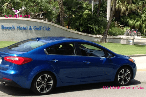 Explore Old Naples Of Florida In KIA Forte EX