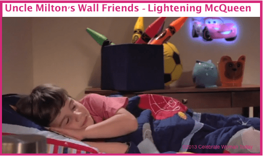 UncleMilton-WallFriends-LighteningMcQueen-nightlight