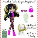 PinkieCooperTravel-Beverly Hills Collelction-doll