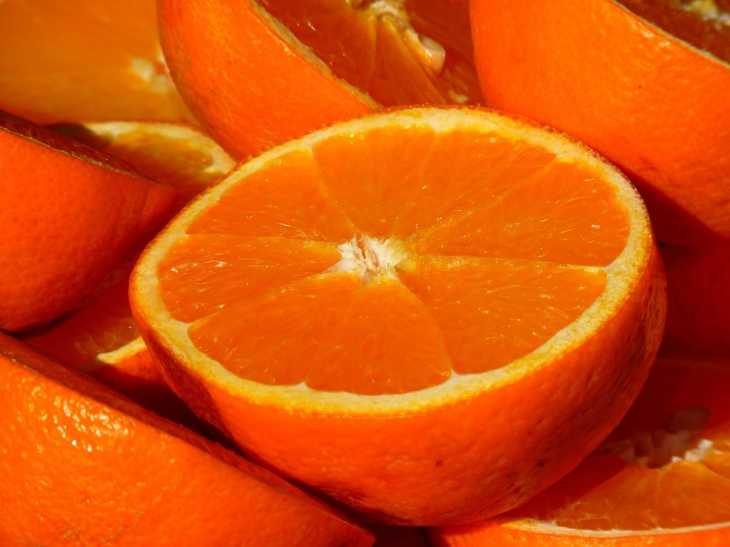 Citruces, Oranges