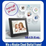 Nixplay cloud photo frame