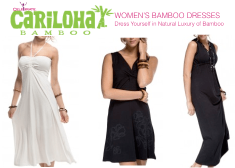 Cariloha Bamboo Dresses Fashion