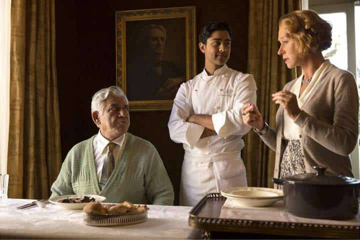 The Hundred Foot Journey-Helen Mirren