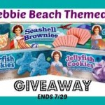 Little Debbie Beach Themed Snacks