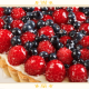 Raspberry Blueberry Tarte Recipe