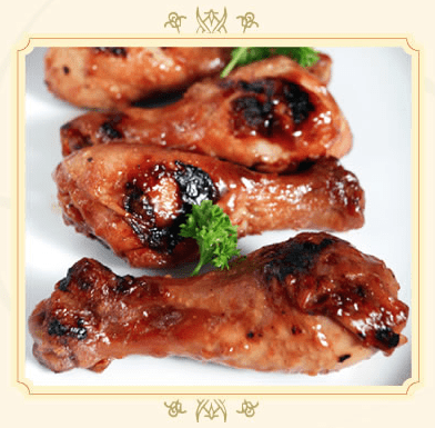 Tandoori Chicken Wings Recipe from The Hundred Foot Journey Movie #100FootJourney