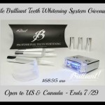 Smile Brilliant Teeth Whitening system