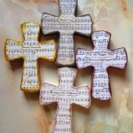 Custom Hymnal Cross