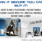 playstation 4 destiny game