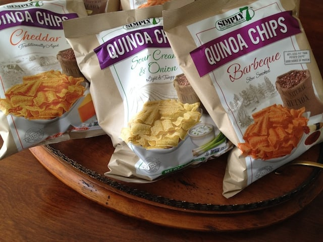 Quinoa Chips Simply 7