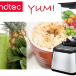 blendtec mixer food processor