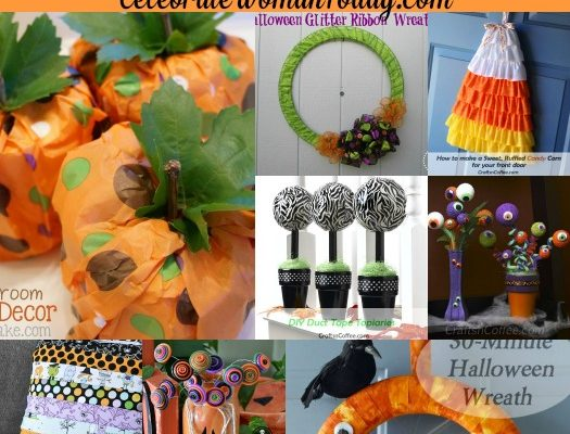 10 Great Halloween Crafts For Adults