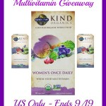 Kind Organics Multivitamin