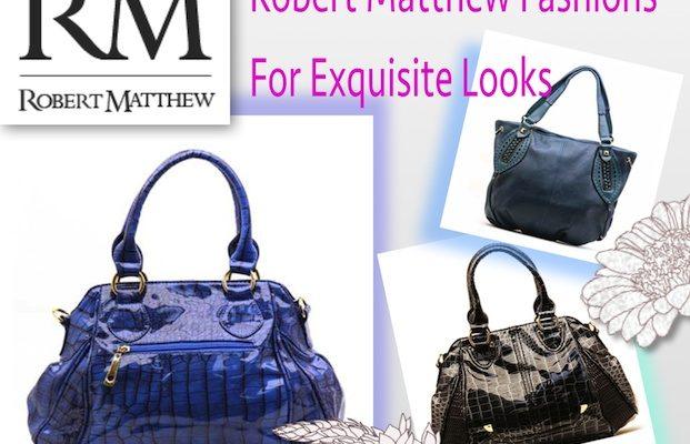 Roberth Matthew Women Handbag Campaign Sign-Up