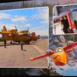 Planes: Fire And Rescue Has Its Roots At Van Nuys Air Tanker! #FireAndRescue