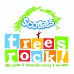 Scotties Trees Rock campaign
