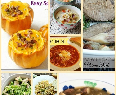 8 Hearty Recipes for Fall, Thanksgiving And Winter To Come