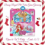 Royal Pet Salon game prize