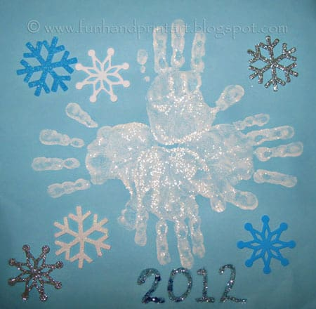7 Beautiful Snowflake Crafts To Make This Winter