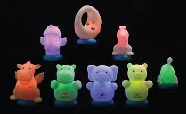 KinderGlo led lights