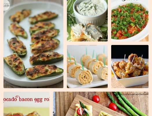 7 Deliciously Easy Holiday Appetizers Your Guests Will Love