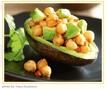 Recipe Avocado and Chickpea Salad-1