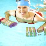 water aerobics aqua aerobics