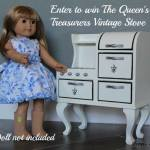 Queen's Treasurers Vintage Stove