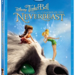 Tinker Bell and the Legend of the NeverBeast on Blu-Ray, DVD and Disney Movies