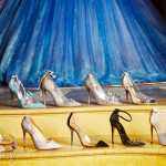Are You Dreaming of These Cinderella Luxury Shoes? Disney Hired Designers To Create Them! #CinderellaEvent