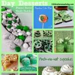 St.Patricks Day Desserts